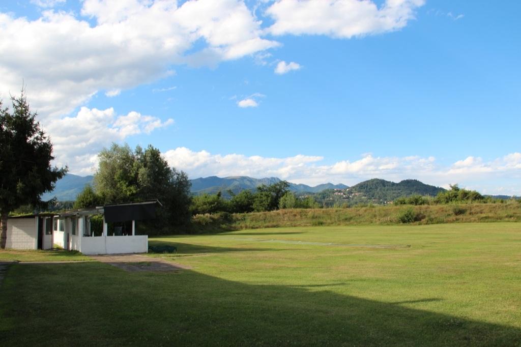 Il campo di Tiro a Volo a Biella